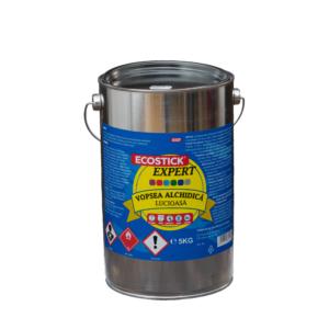 Vopsea pentru metal si lemn ECOSTICK™ Expert 5 KG